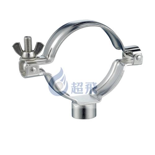 分享卫生级管件生产技术